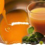 jugo de albaricoque