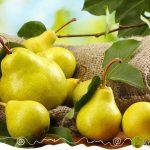 jugo de pera para bebes